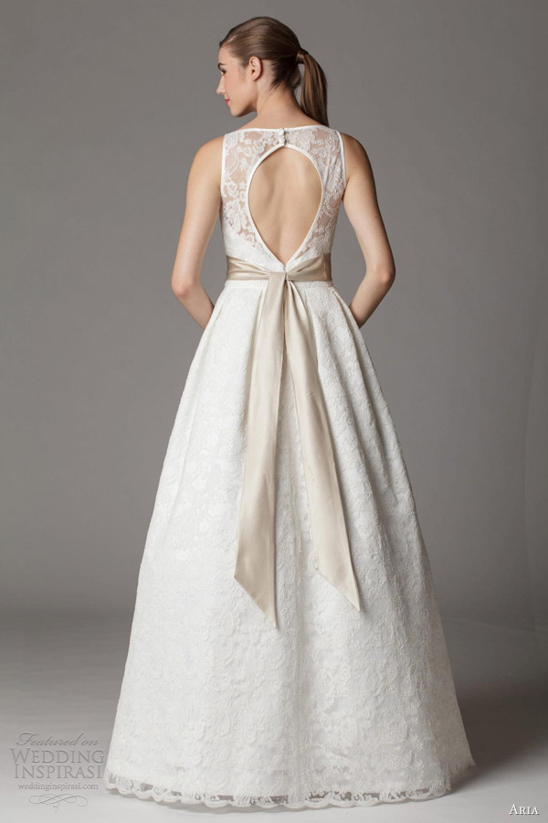 Aria Wedding Dresses 2013 | Wedding Inspirasi