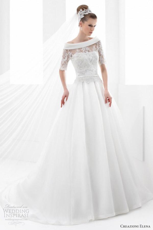 Mint Green Wedding Dress 34 Best creazioni elena wedding dresses
