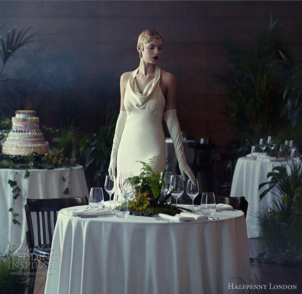 Wedding Gowns In London: Halfpenny London 2013 Wedding Dresses