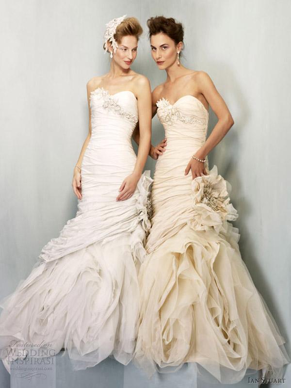 ian stuart nupcial 2013 atlantis cor do vestido de casamento