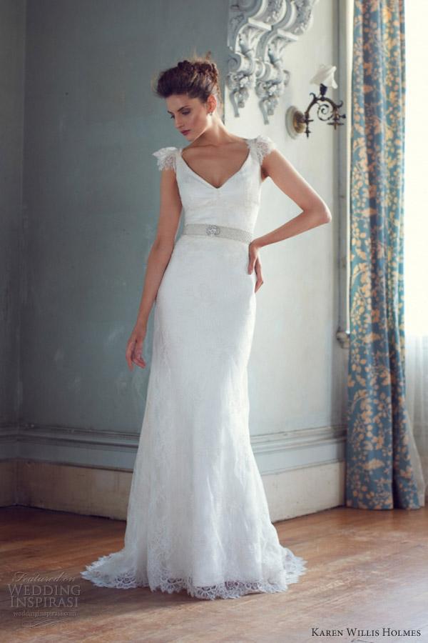 Karen Willis Holmes 2013 Wedding Dresses Wedding Inspirasi