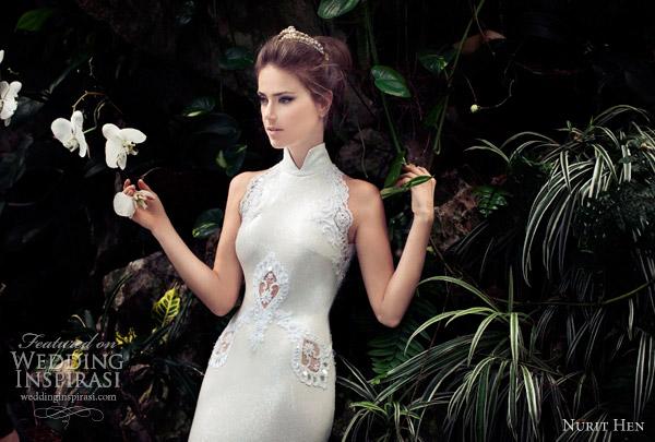 Nurit Hen Wedding Dresses 2013