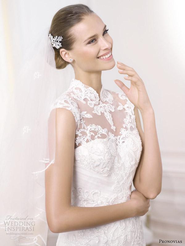 Pronovias 2014 Pre-Collection Wedding Dresses — Fashion Bridal ...