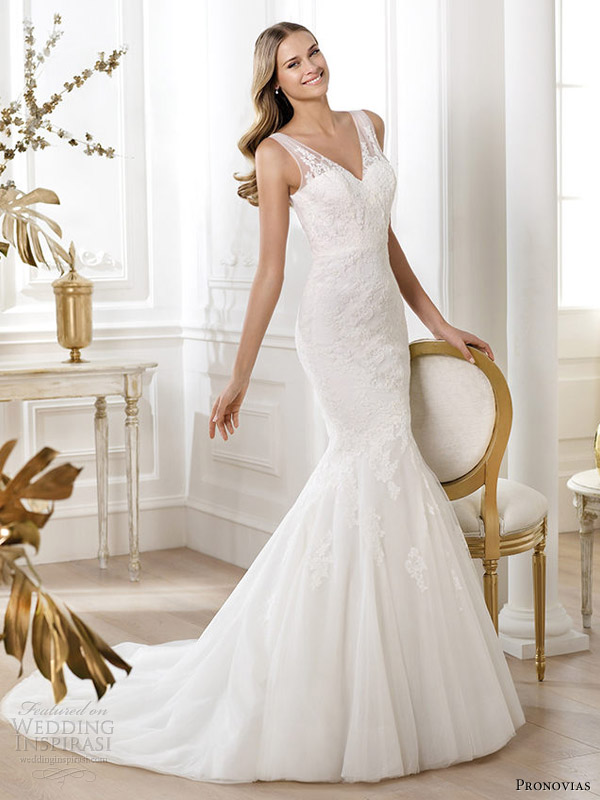 pronovias 2014 pre collection wedding dresses fashion bridal