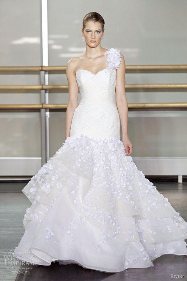 Wedding Dresses One Shoulder 99 Epic rivini wedding dresses fall