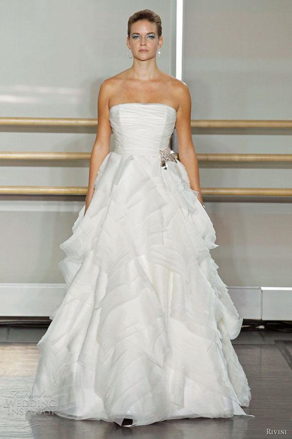 Rivini Fall 2013 Wedding Dresses