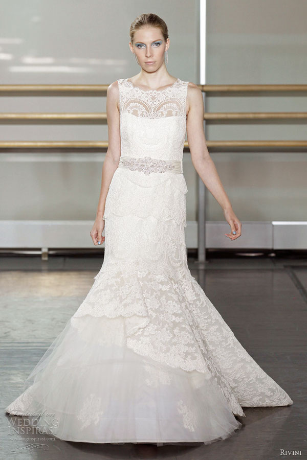 Rivini Fall 2013 Wedding Dresses | Wedding Inspirasi