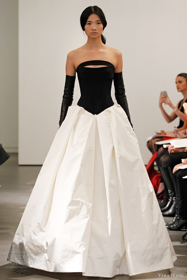Wedding Dresses With Black Accents - Expensive Wedding Dresses Online