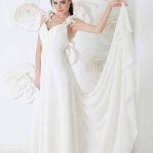 veronika jeanvie 2014 bridal rose blanche l