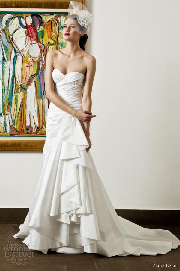 Bộ sưu tập áo cưới 2013 của thương hiệu Eve of Milady