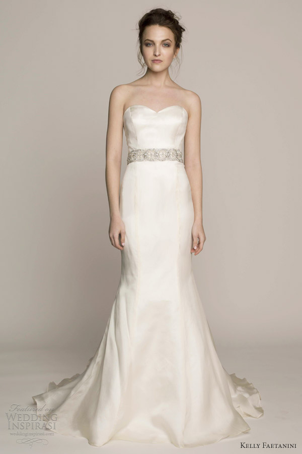 Kelly Faetanini Bridal Spring 2014 Wedding Dresses | Wedding ...