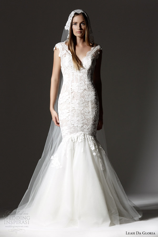 Leah da gloria 2013 bridal collection wedding inspirasi for Leah da gloria wedding dress cost