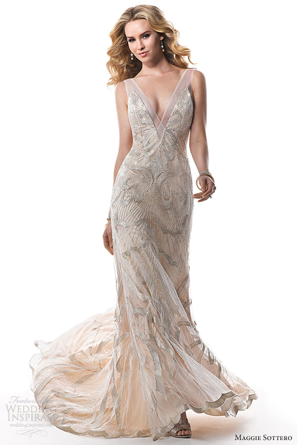 maggie sottero bridal fall 2013 gianna wedding dress