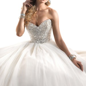 maggie sottero fall 2013 esme wedding dress