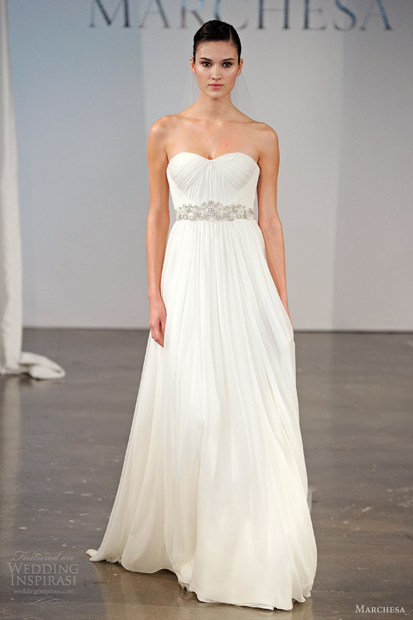 Marchesa bridal spring 2014 wedding dresses wedding for Marchesa wedding dresses prices