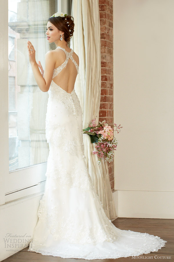 moonlight couture fall 2013 wedding dresses wedding