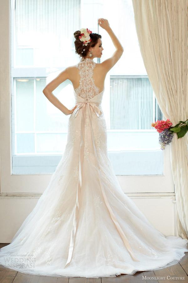 Moonlight Couture Fall 2013 Wedding Dresses   Wedding Inspirasi