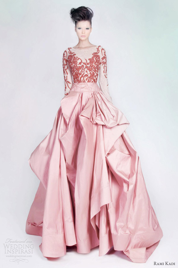 1000 images about glamorous gowns on pinterest zuhair for Rami kadi wedding dresses prices