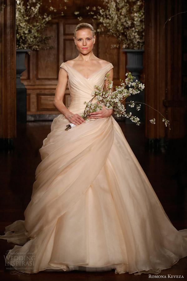 Romona Keveza Collection Spring 2014 Wedding Dresses | Wedding Inspirasi