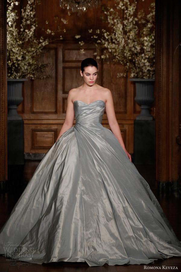 Romona Keveza Collection Spring 2014 Wedding Dresses | Wedding ...