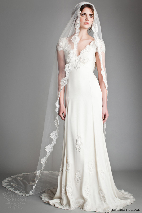 Temperley Bridal Gowns — 2013 Titania Collection | Wedding ...