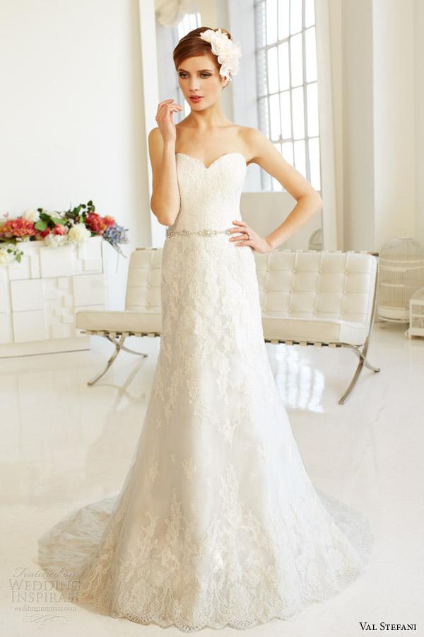 Val Stefani Fall 2013 Wedding Dresses Wedding Inspirasi