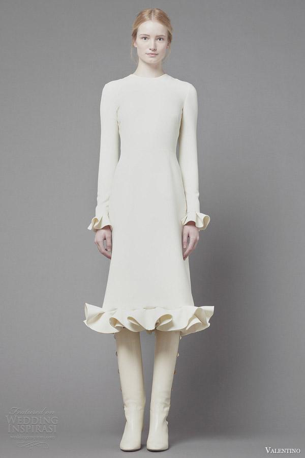 Valentino Pre Fall 2013 Ready To Wear Wedding Inspirasi