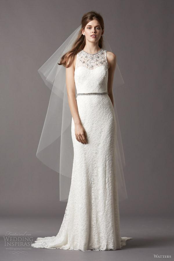 Watters Brides Fall 2013 Wedding Dresses | Wedding Inspirasi