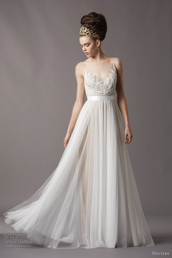 watters brides fall 2013 wedding dresses wedding inspirasi