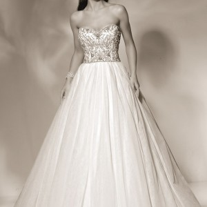 cristiano lucci 2013 wedding dress style 12803 hayden strapless sweetheart ball gown