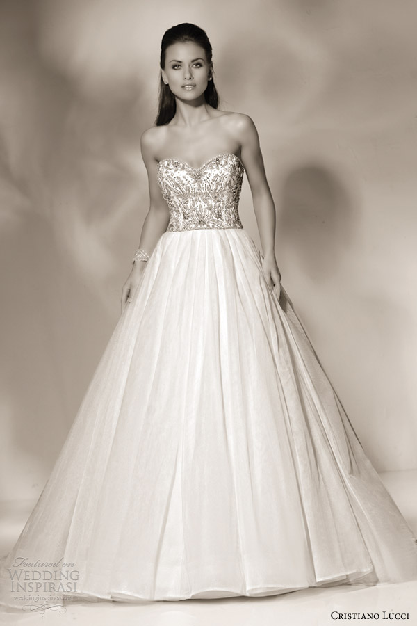 Cristiano Lucci 2013 Wedding Dresses Sponsor Highlight