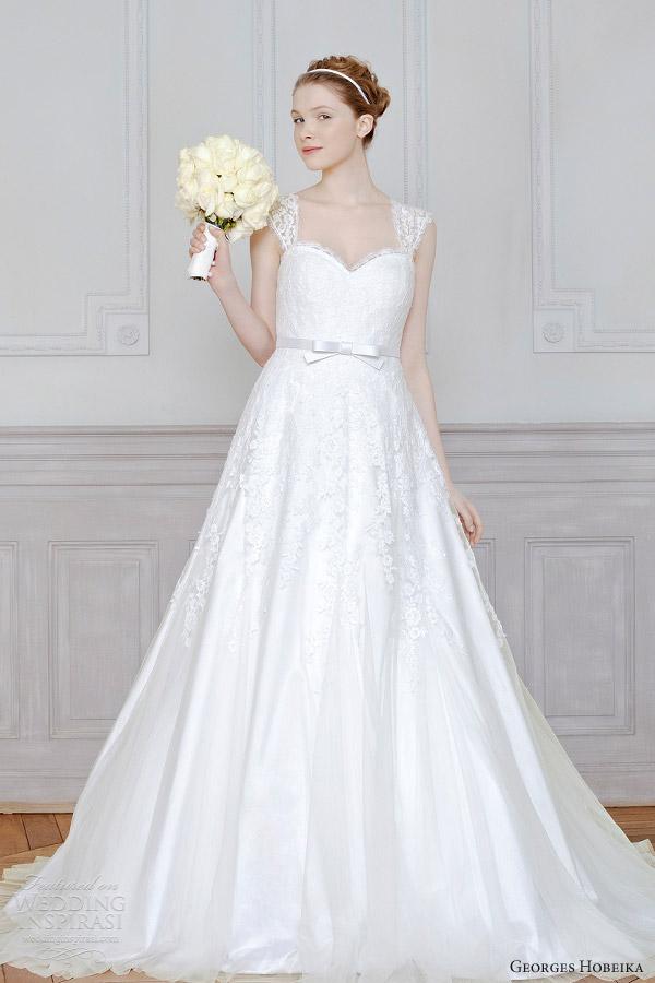 Georges Hobeika Bridal 2013 Wedding Dresses