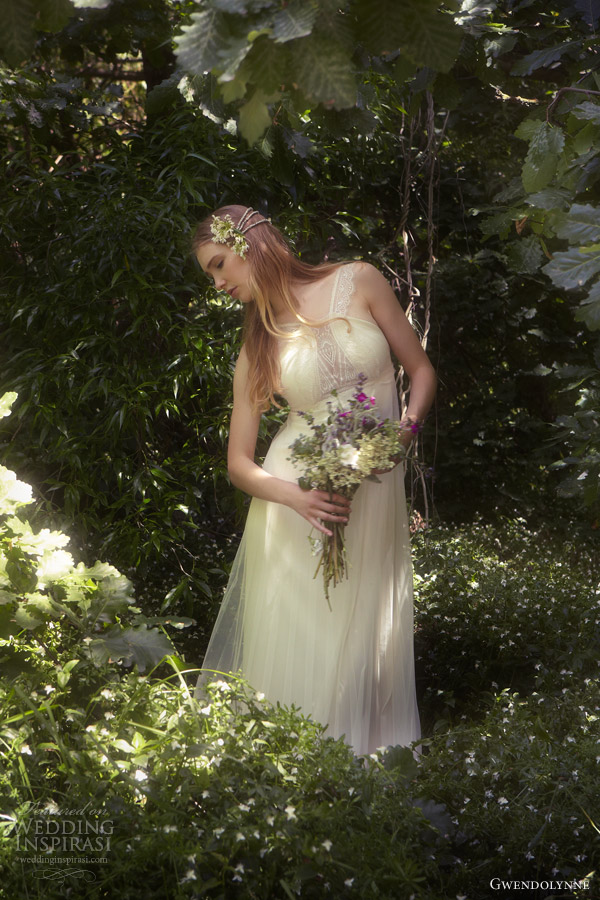 gwendolynne bridal 2013 lace yoko wedding dress