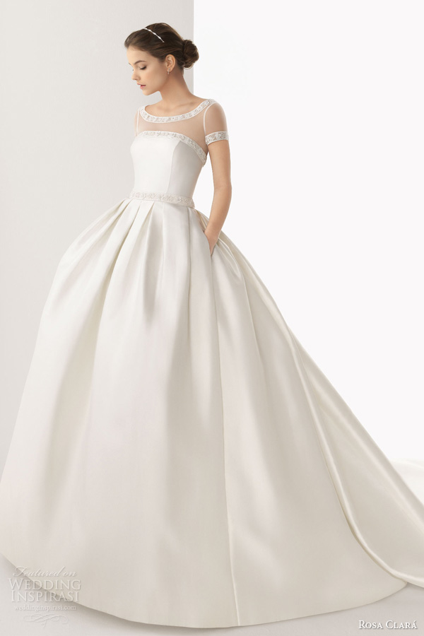 Rosa Clará 2014 Wedding Dresses | Wedding Inspirasi | Page 3