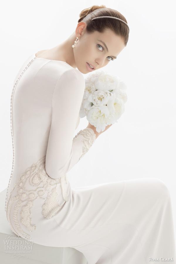 Rosa Clara 2014 Wedding Dresses Wedding Inspirasi