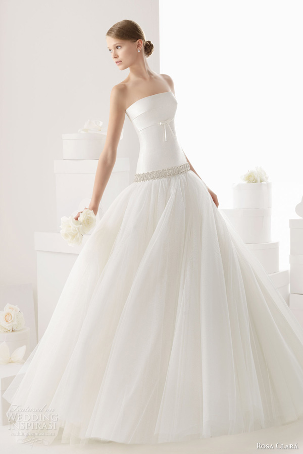 Rosa Clara 2014 Wedding Dresses Wedding Inspirasi Page 3