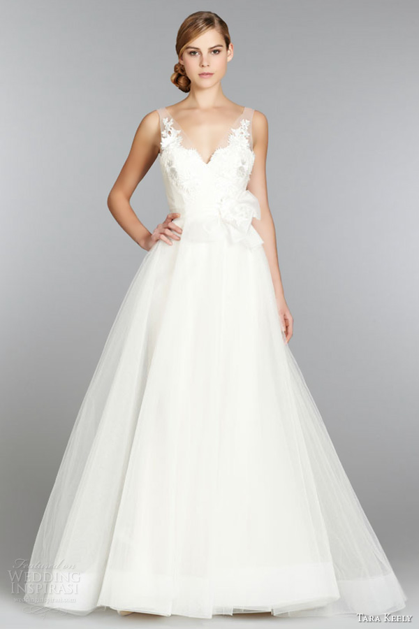 Tara Keely Fall 2013 Wedding Dresses | Wedding Inspirasi | Page 2
