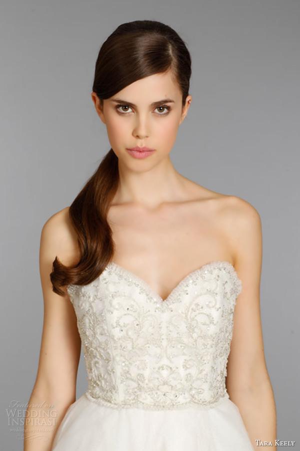 Tara Keely Fall 2013 Wedding Dresses Wedding Inspirasi