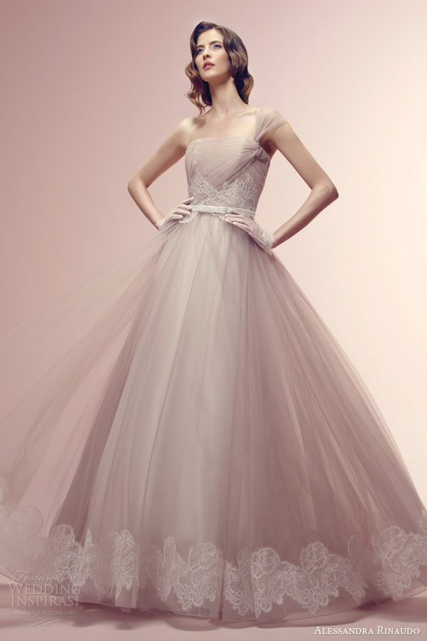 Alessandra Rinaudo 2014 Wedding Dresses | Wedding Inspirasi