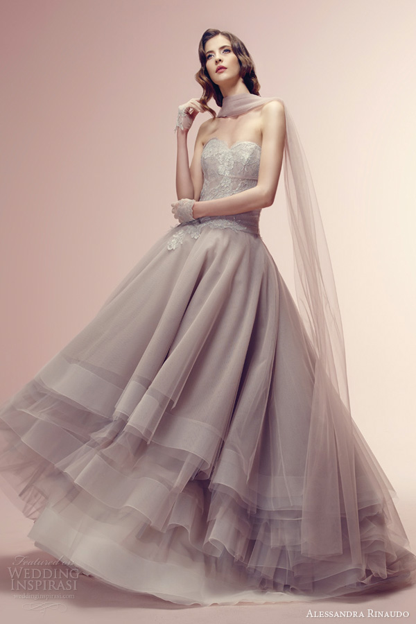 Alessandra Rinaudo 2014 Wedding Dresses