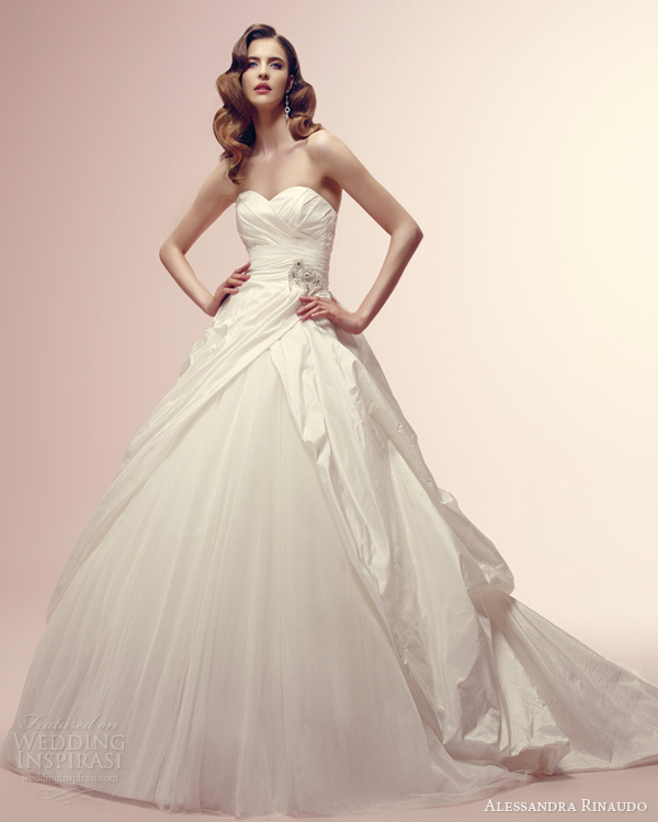 Alessandra Rinaudo 2014 Wedding Dresses | Wedding Inspirasi | Page 2