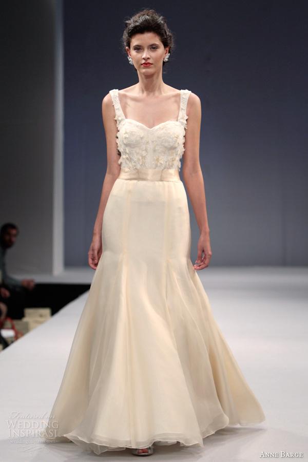 Anne Barge Fall 2013 Wedding Dresses Wedding Inspirasi