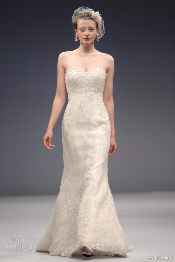 Silk Charmeuse Wedding Dress 62 Fresh anne barge fall bridal