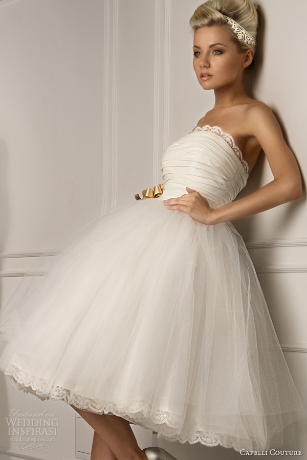 Capelli Couture 2013 Wedding Dresses Wedding Inspirasi Page 2