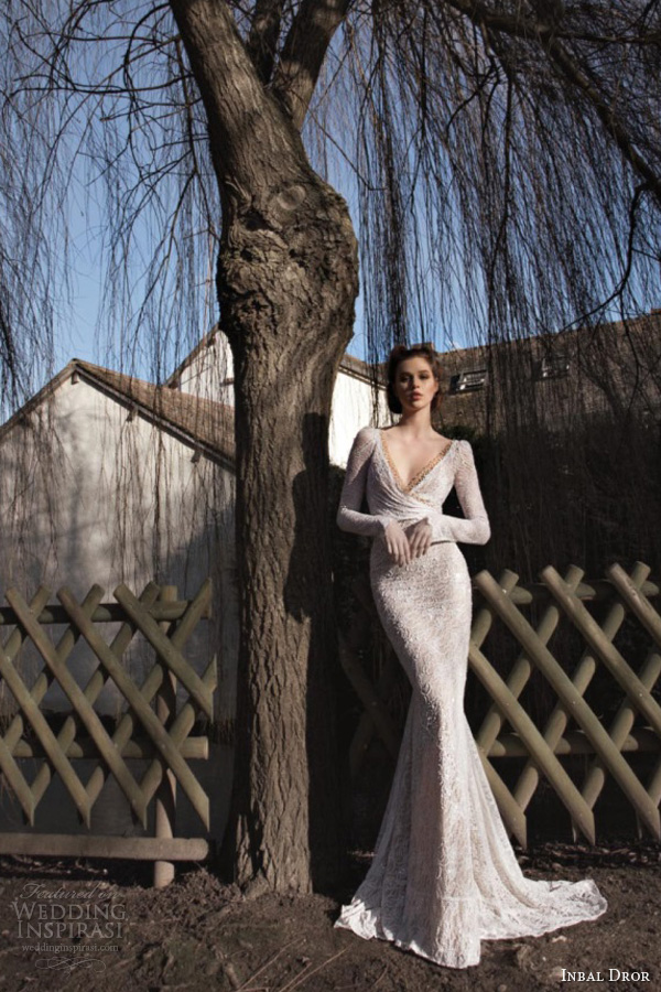 a6a55ae3ecab37 Inbal Dror 2013 Wedding Dresses | Wedding Inspirasi | Page 3