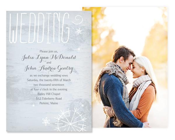 two sided photo wedding invitations wedding invitations templates