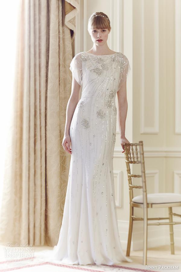 Jenny Packham 2014 Wedding Dresses | Wedding Inspirasi | Page 2