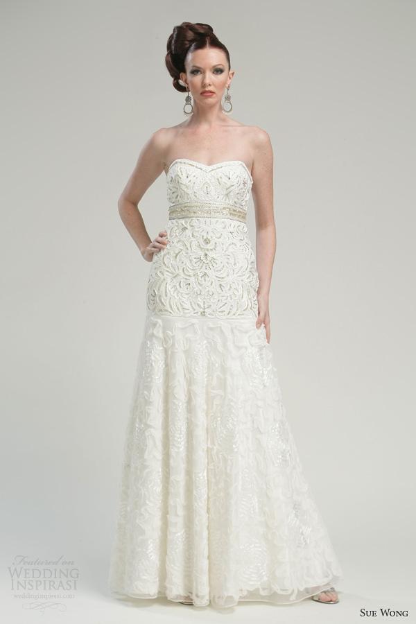 Sue Wong Bridal Collection | Wedding Inspirasi