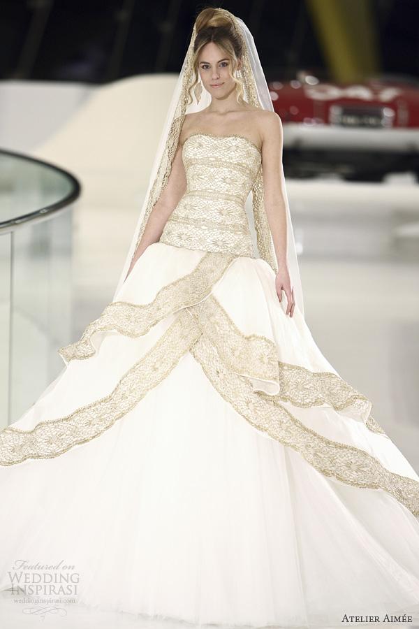 Atelier Aim 233 E Bridal 2014 Pre Collection Wedding