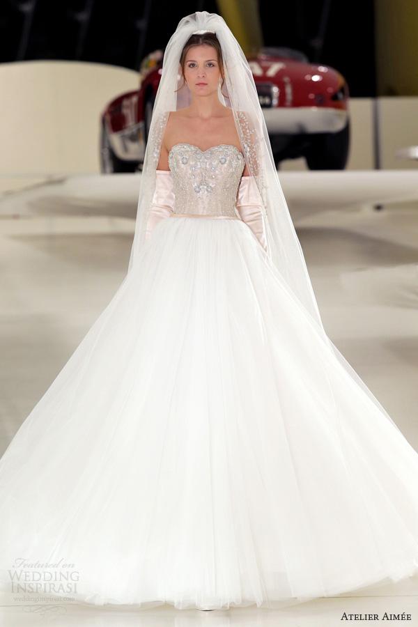 Atelier Aimée 2014 Pre-Collection Wedding Dresses | Wedding Inspirasi